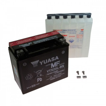 Bateria YTX20L-BS YUASA
