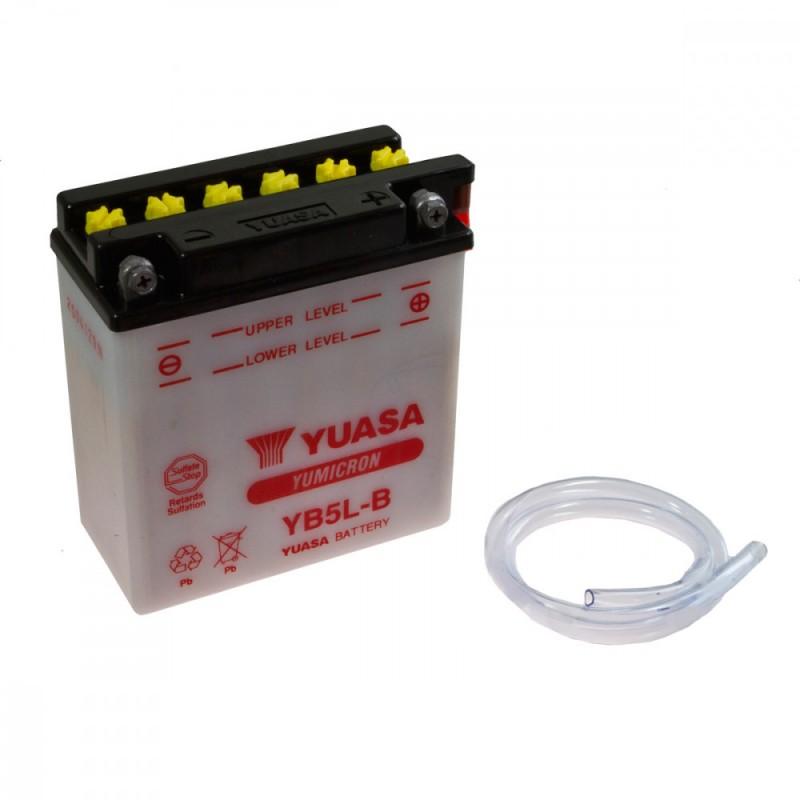 Bateria YB5L-B YUASA