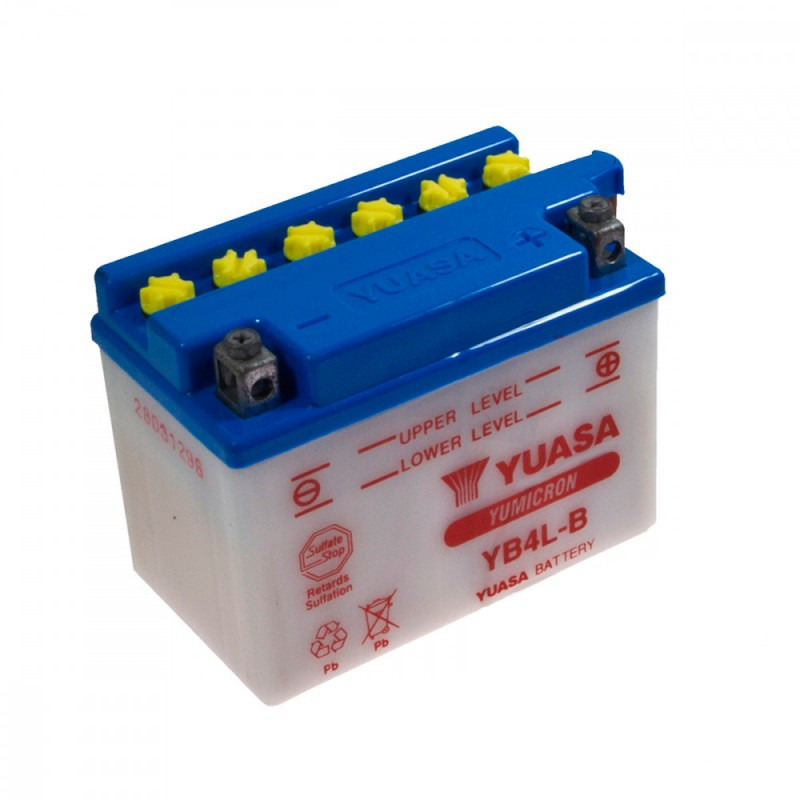 Bateria YB4L-B YUASA