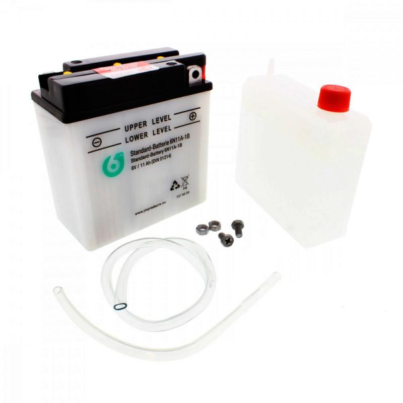 Bateria 6N11A-1B 6 Voltios
