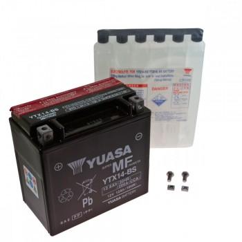 Bateria YTX14-BS YUASA