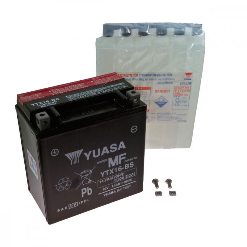 Bateria YTX16-BS YUASA