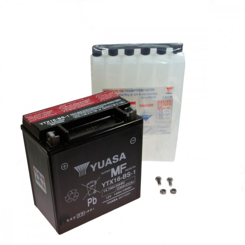 Bateria YTX16-BS-1 YUASA