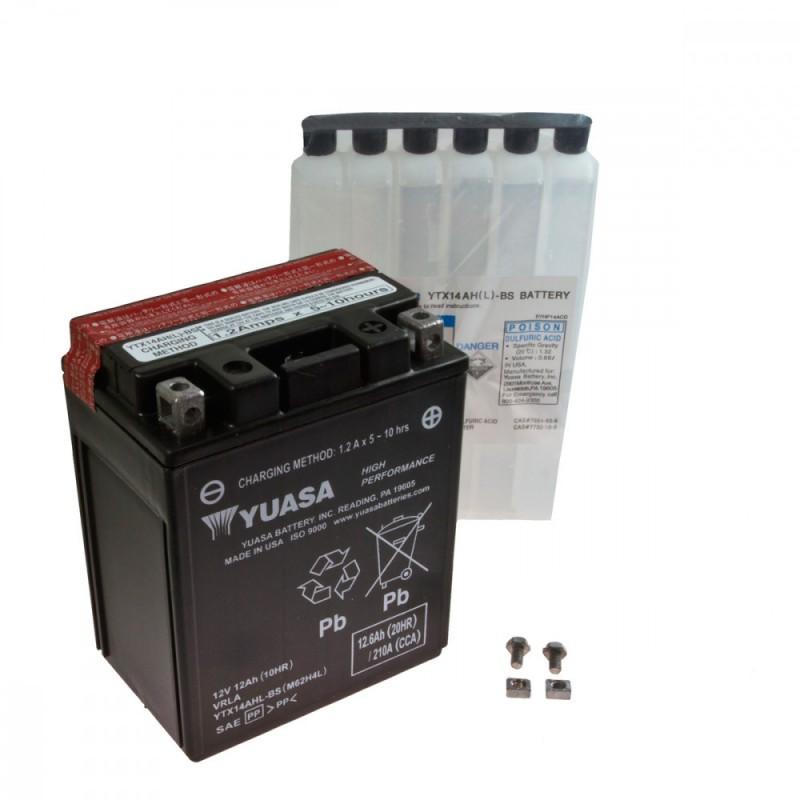 Bateria YTX14AHL-BS YUASA