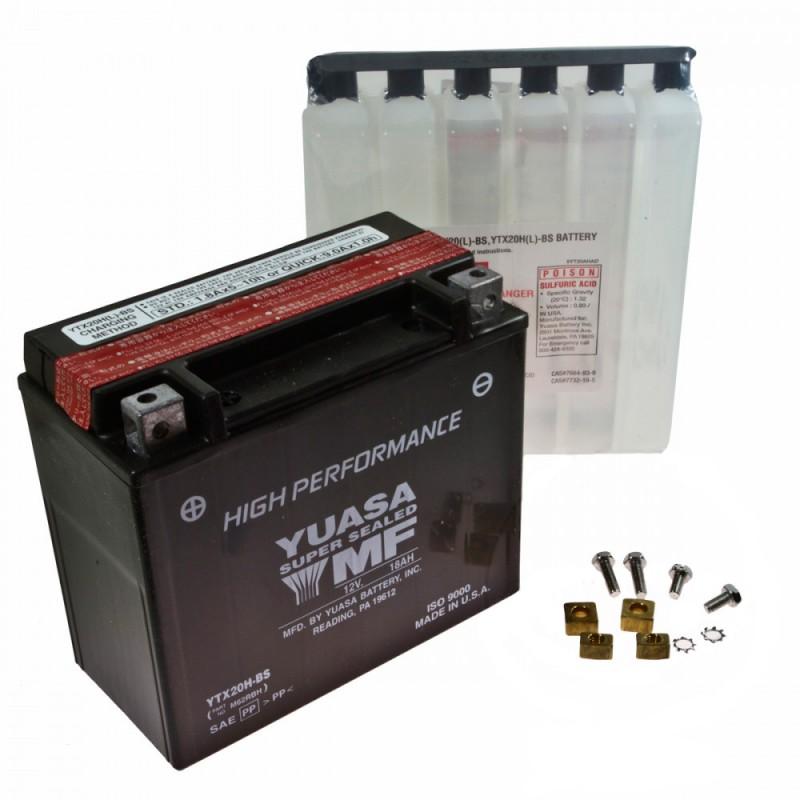 Bateria YTX20H-BS YUASA
