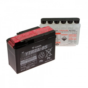 Bateria YTR4A-BS YUASA