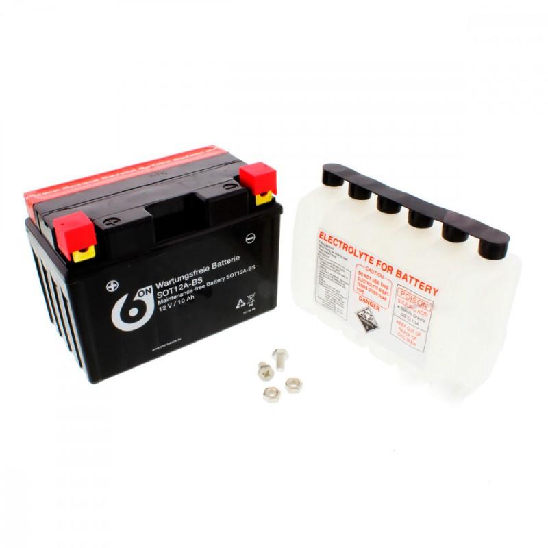 Bateria YT12A-BS 6ON