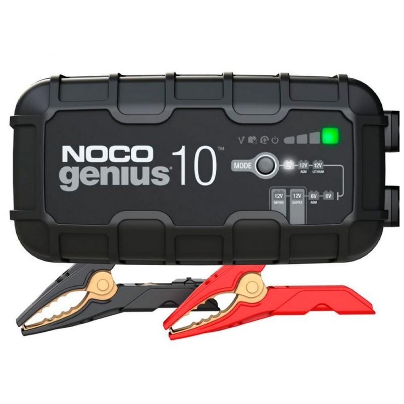 Cargador y Mantenedor de Batería NOCO GENIUS10 CAN-BUS