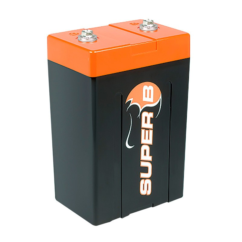 Bateria de litio SUPER B 15P-EC