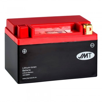 Bateria de litio YTX14-BS con suplementos