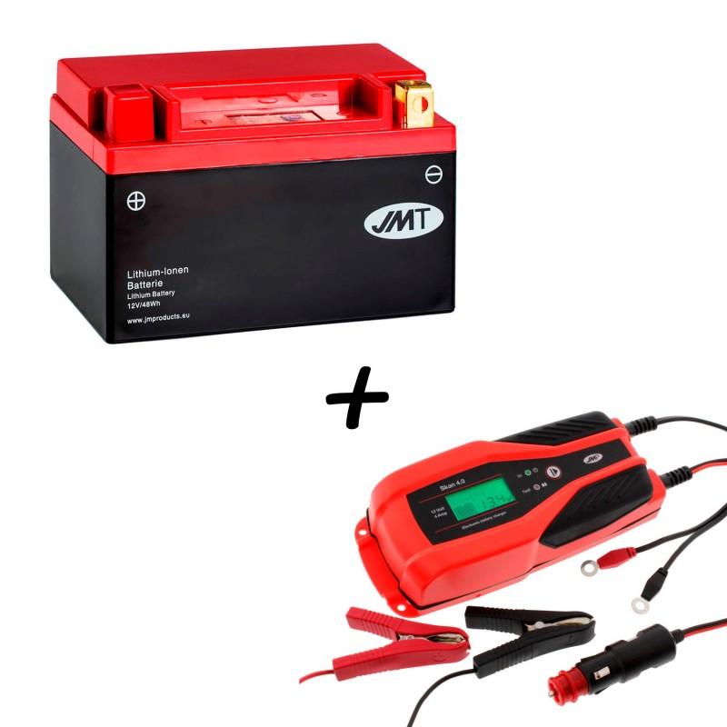 Bateria de litio y Cargador JMP SKAN 4.0 Litio