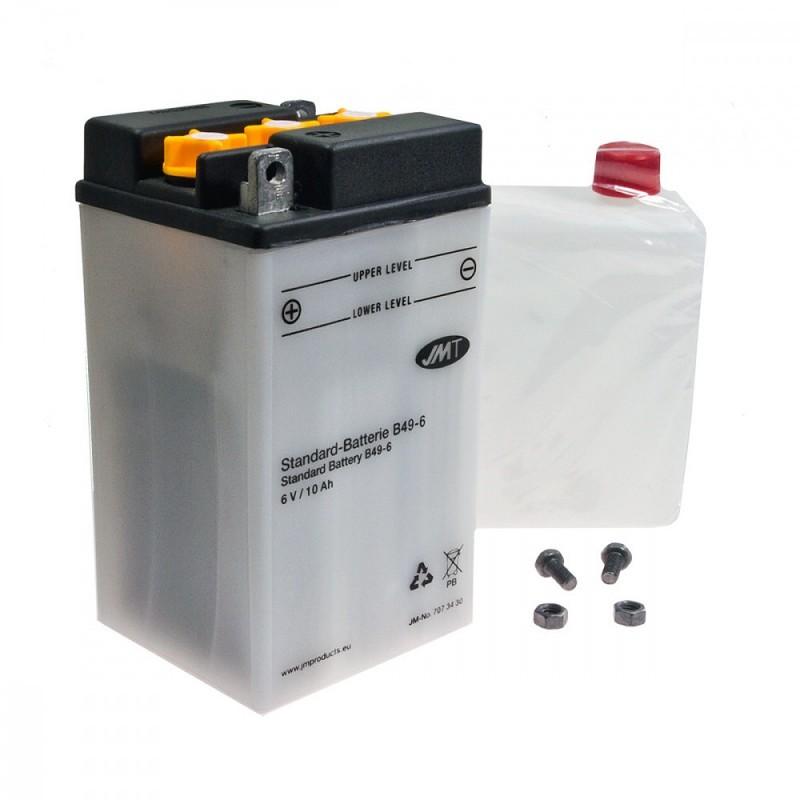 Bateria B49-6 6 Voltios