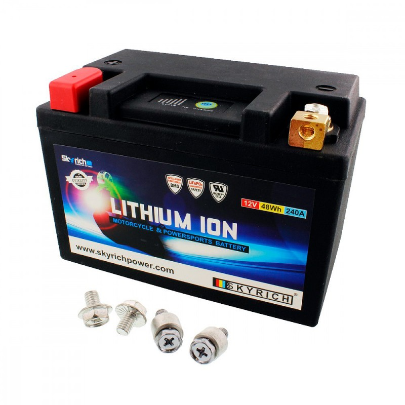 Batería de Litio con protección de sobrecarga KTM 790