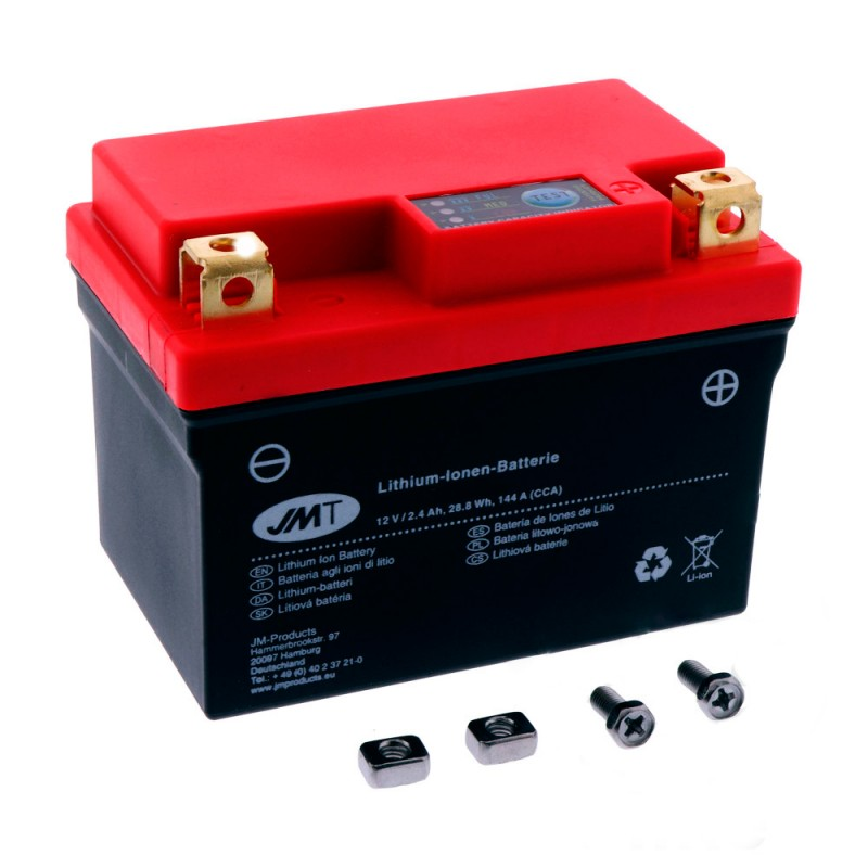 Bateria de Litio GAS GAS