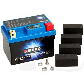 Bateria de Litio SHIDO LTX7L-BS