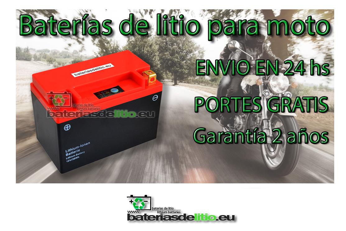 48f06b3521c Baterias de LITIO para moto y presentacion - Página 5 — Foro Debates ...